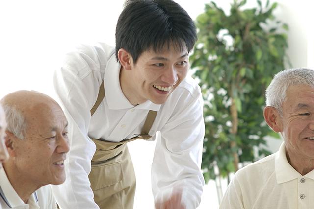 高齢者住宅内での訪問介護サービス